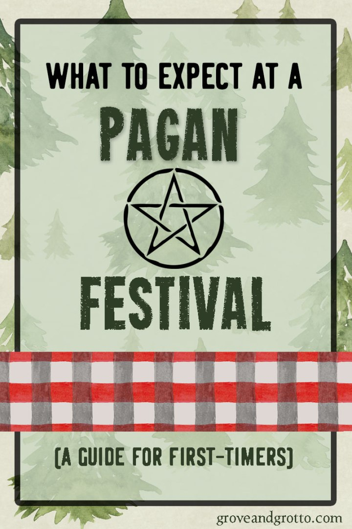 What to expect at a Pagan festival – Michelle Gruben